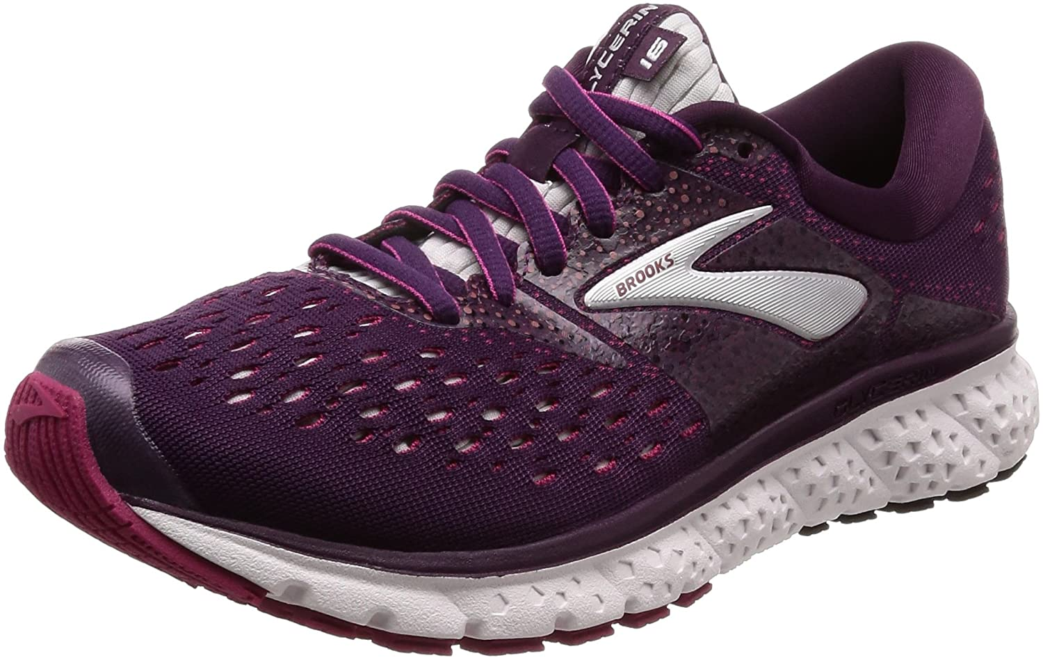 Top 5 Best Tennis Shoes for Back Pain Women's in 2020 | Brooks Glycerin 16
