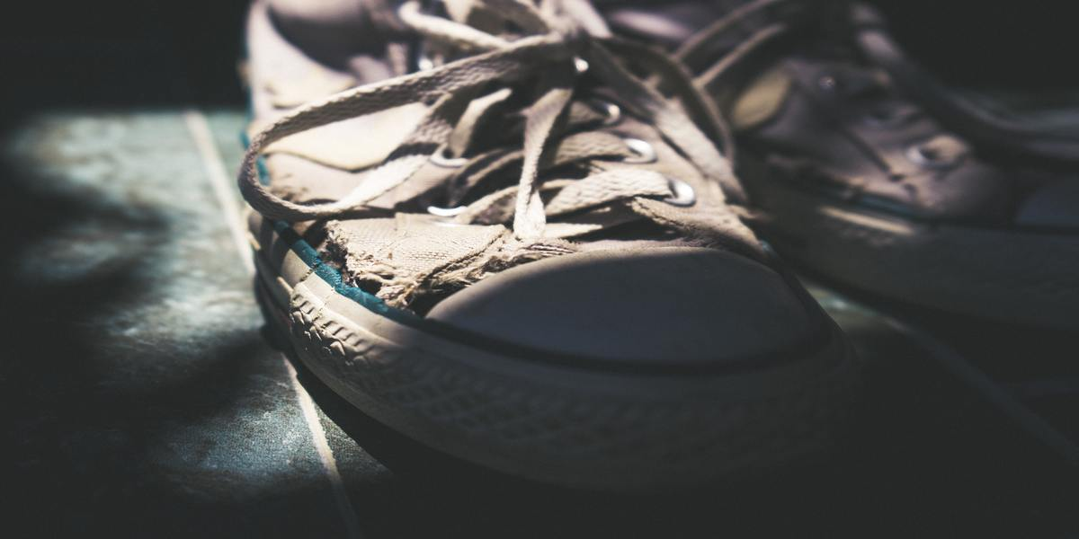 What to Do With Old Tennis Shoes