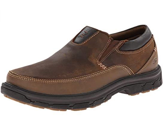 Skechers Men's Segment The Search Slip-On Loafer Shoes