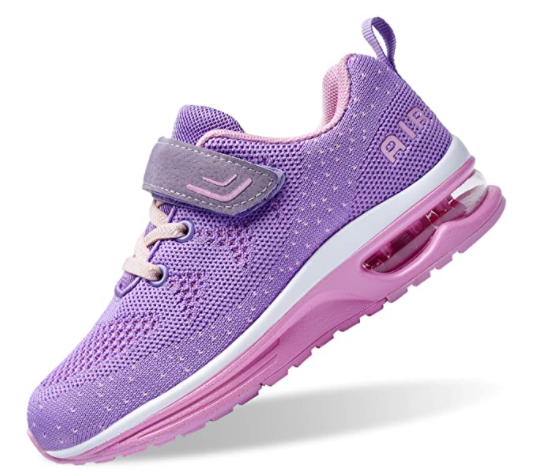 PERSOUL Tennis Sports Shoes for Girls