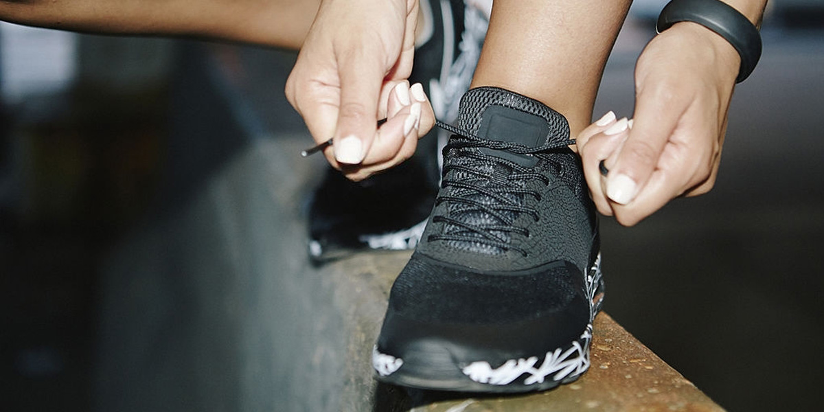 6 Cool Ways to Lace Your Sneakers