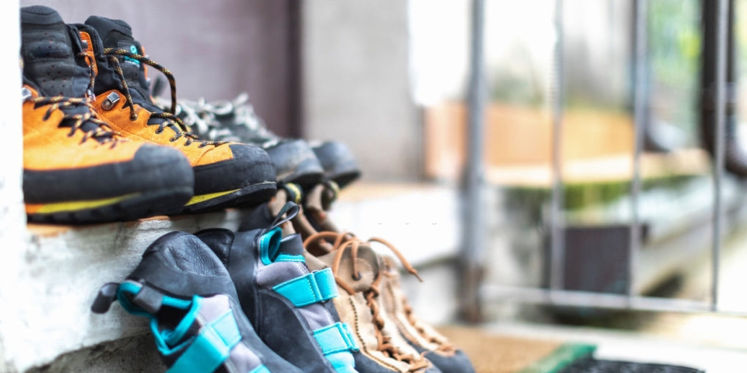 How to Clean Hiking Shoes