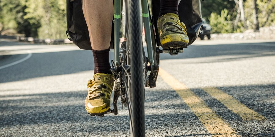 Types of Cycling Shoes