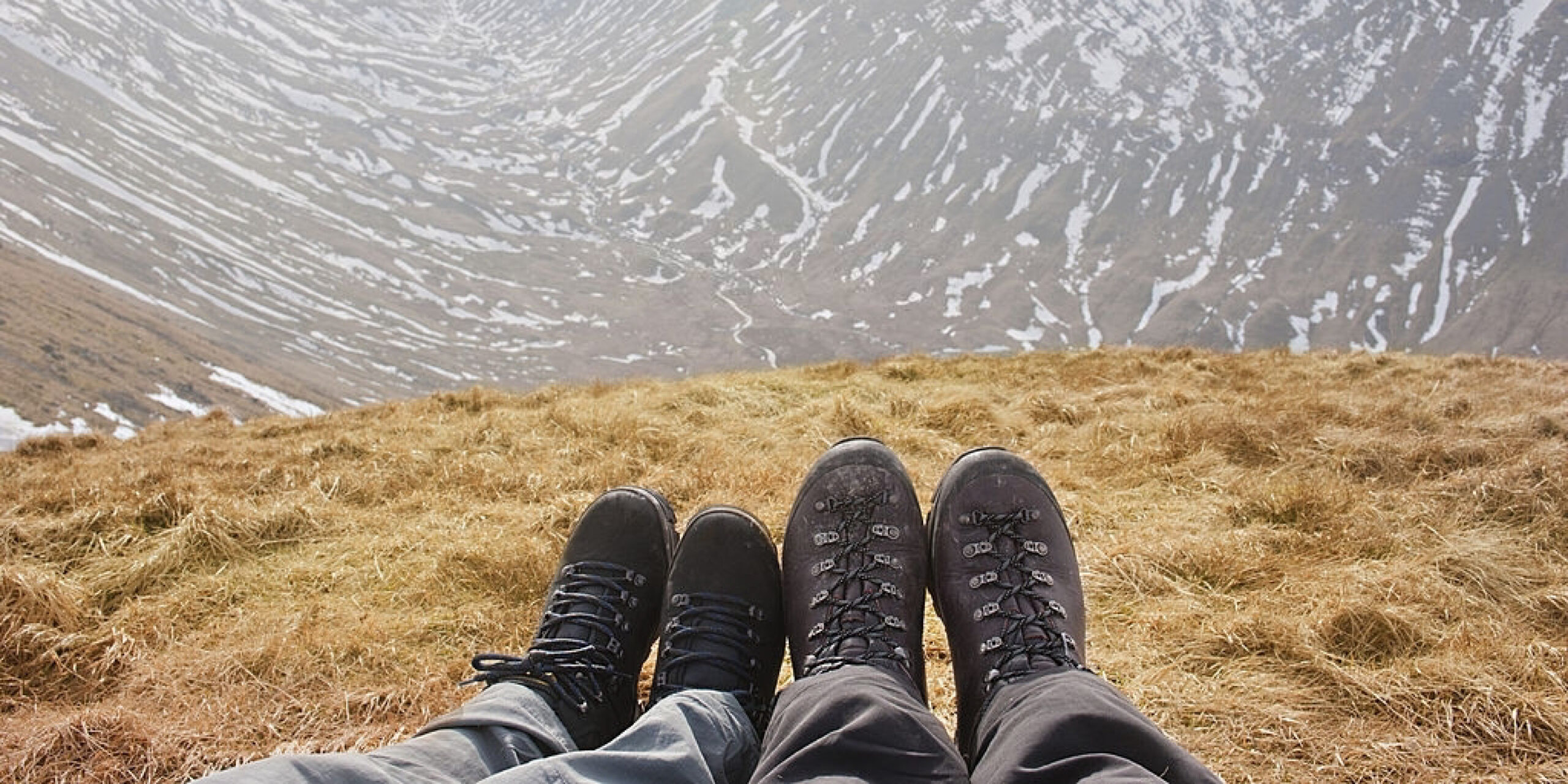 How to Break in Hiking Shoes