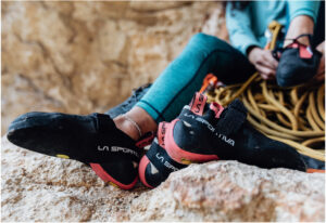 How Should Rock Climbing Shoes Fit?